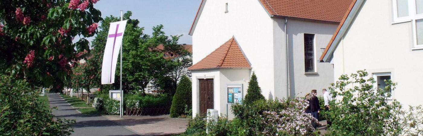 Evangelische Kirchengemeinde Wiesentheid