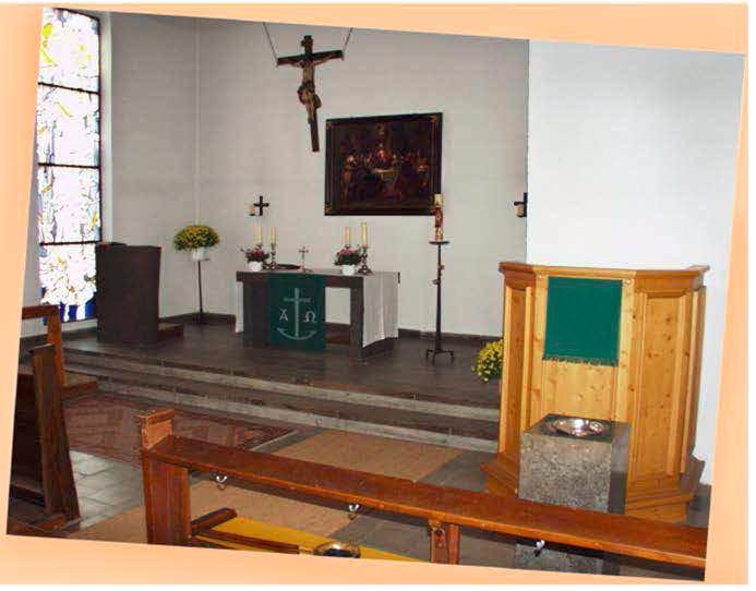 Gnadenkirche um 2000